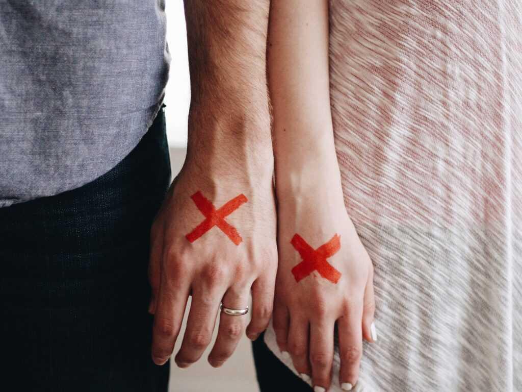 Какие нужны документы для развода?