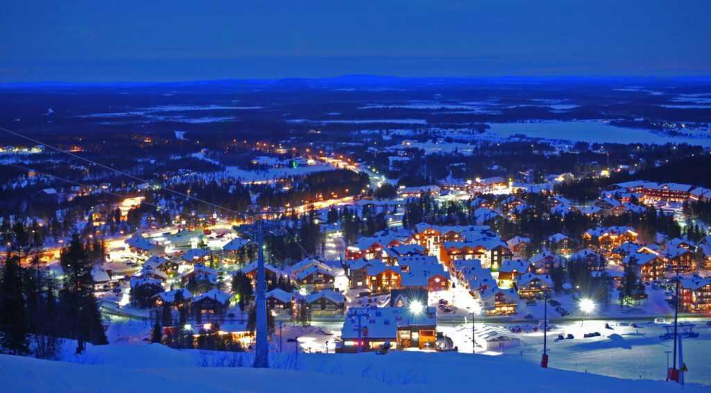 Виза в Финляндию в 2018 году