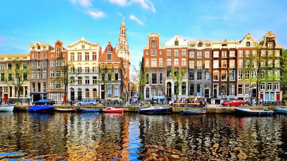 Виза в Нидерланды в 2018 году