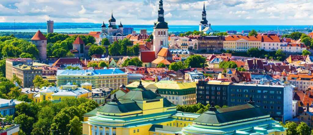 Виза в Эстонию для россиян в 2018 году
