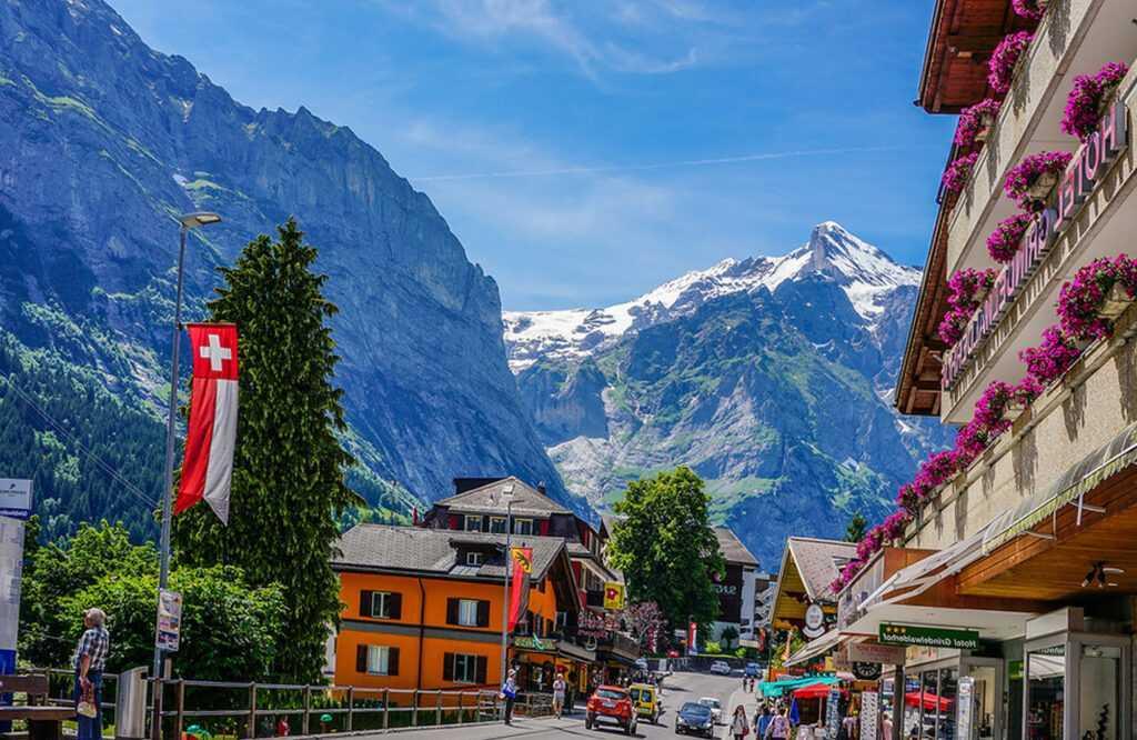 Виза в Швейцарию в 2018г.: документы, обращения и формы заявлений