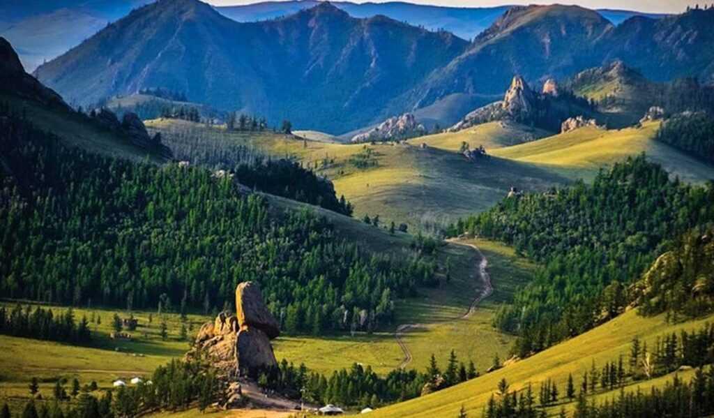 Виза в Монголию в 2018 году: документы, стоимость и контакты